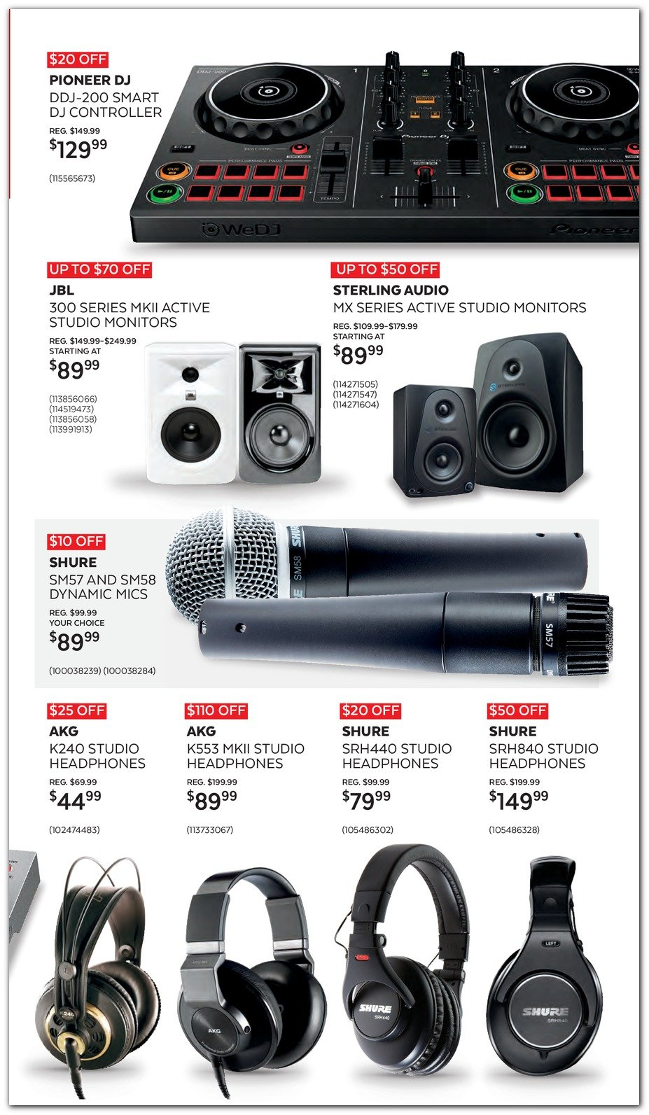 Guitar Center Black Friday 2019 Page 15