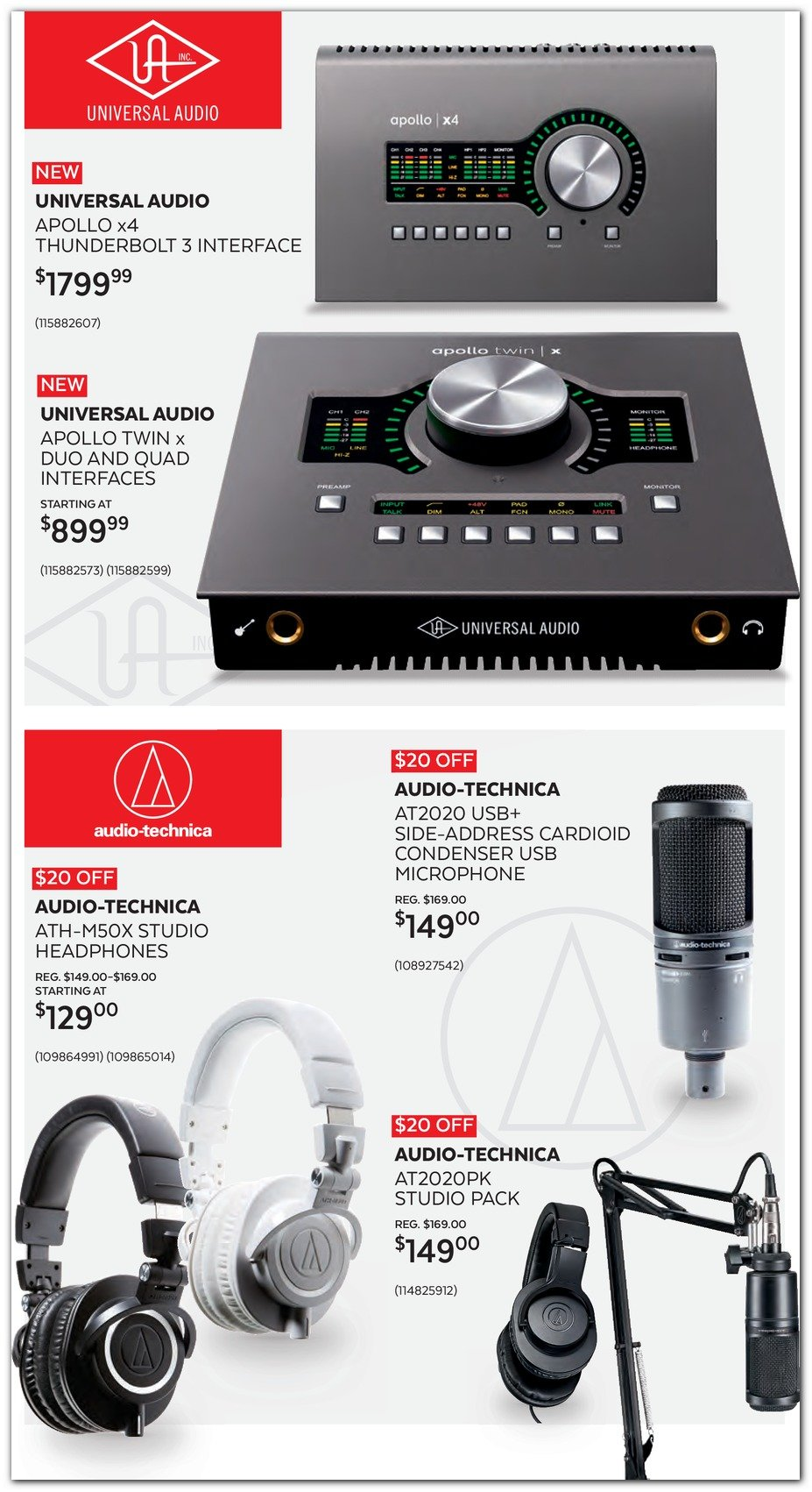 Guitar Center Black Friday 2019 Page 23