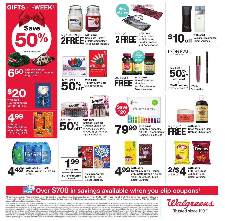 Walgreens Black Friday 2019 Page 2