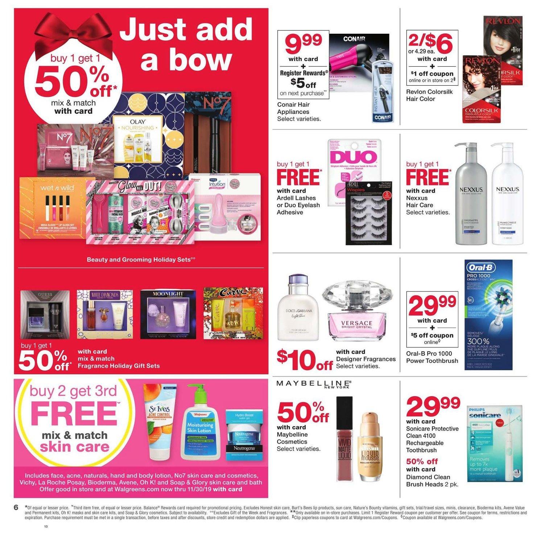 Walgreens Black Friday 2019 Page 7