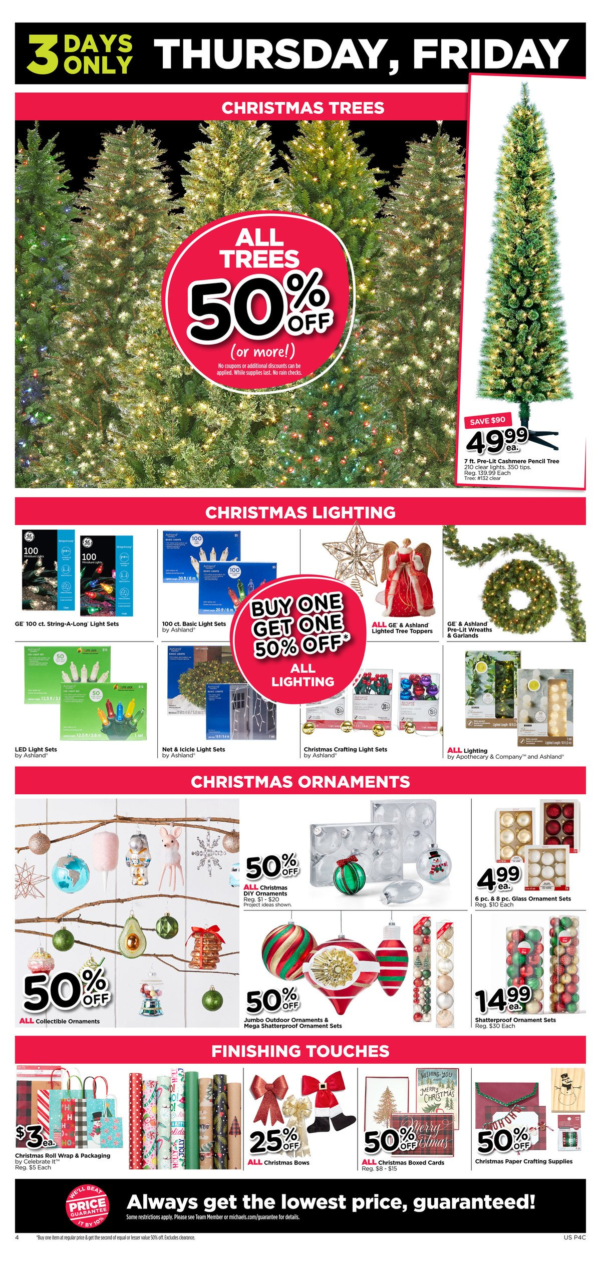 Michael's Black Friday 2019 Page 2