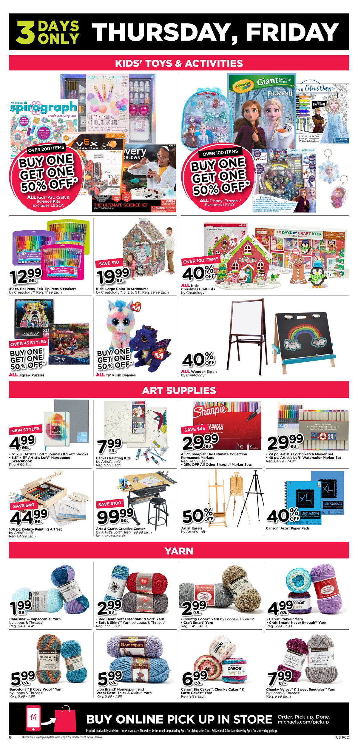 Michael's Black Friday 2019 Page 4