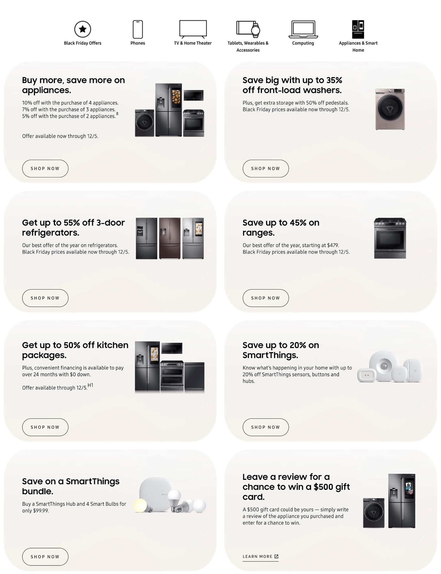 Samsung Black Friday 2019 Page 5