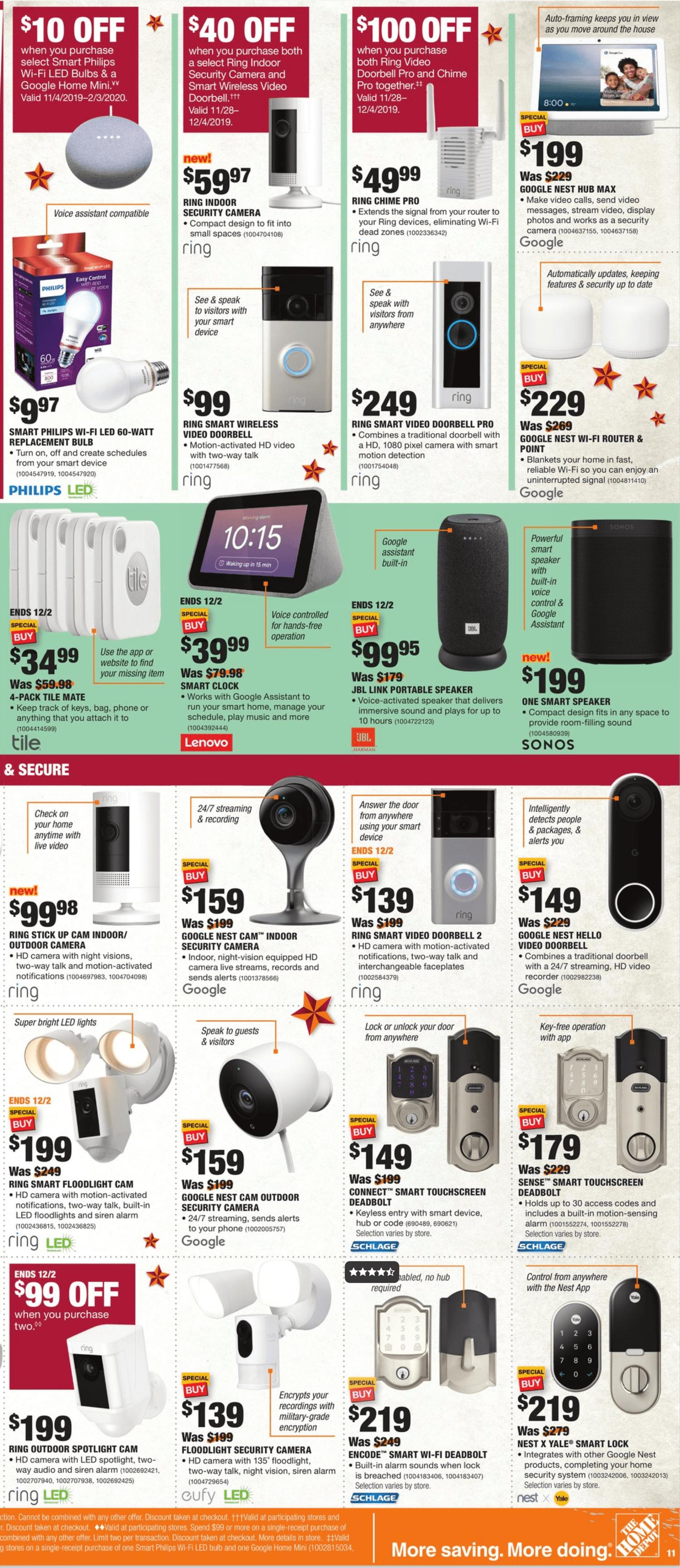 Home Depot Black Friday 2019 Page 11