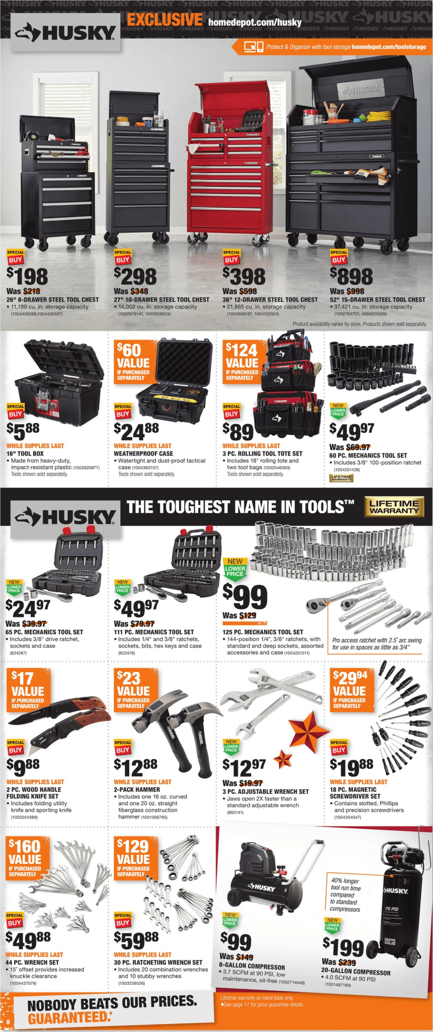 Home Depot Black Friday 2019 Page 8