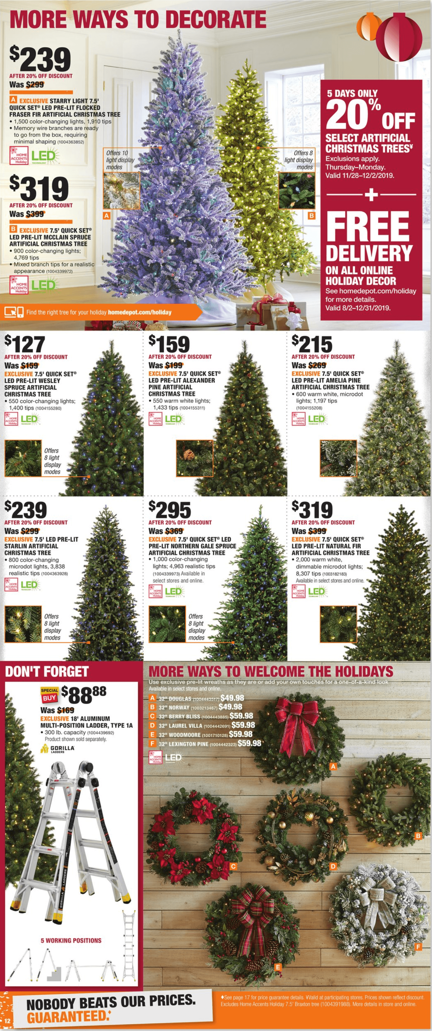 Home Depot Black Friday 2019 Page 12