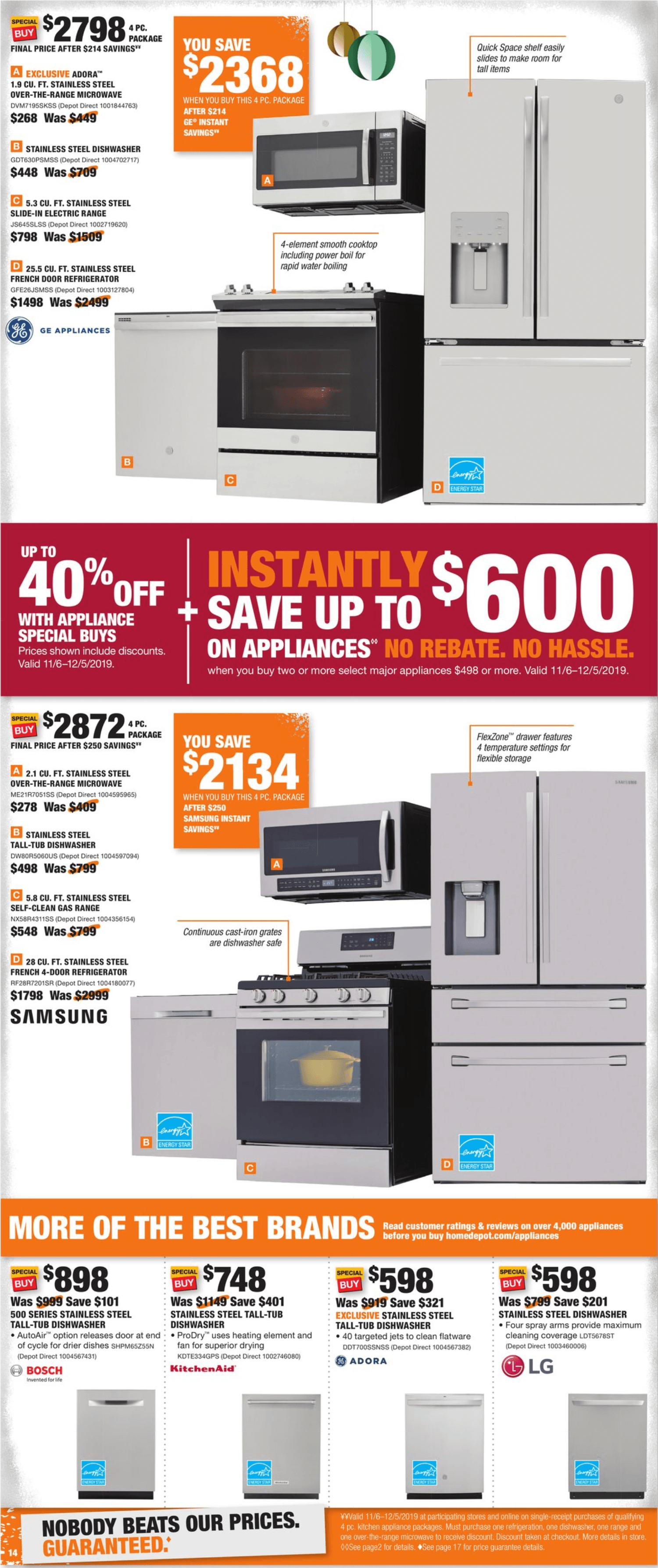 Home Depot Black Friday 2019 Page 14