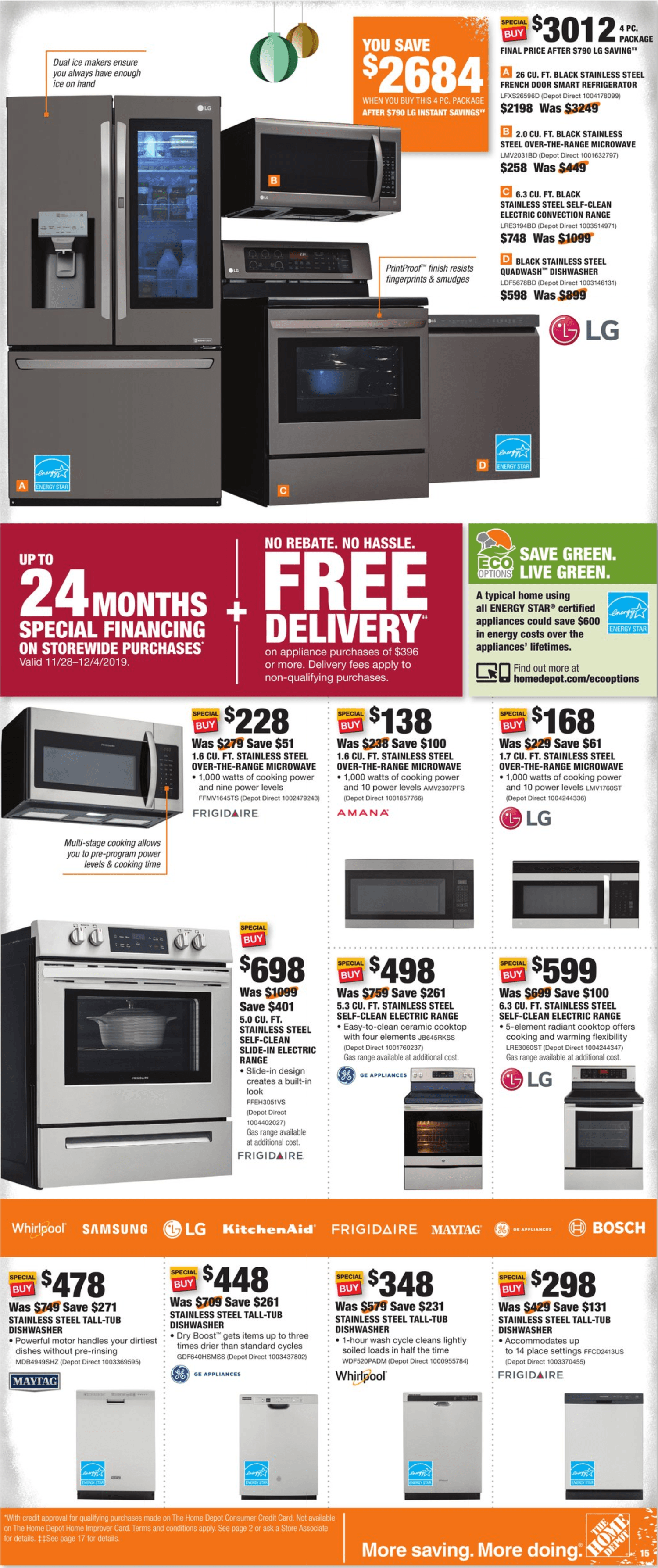 Home Depot Black Friday 2019 Page 15