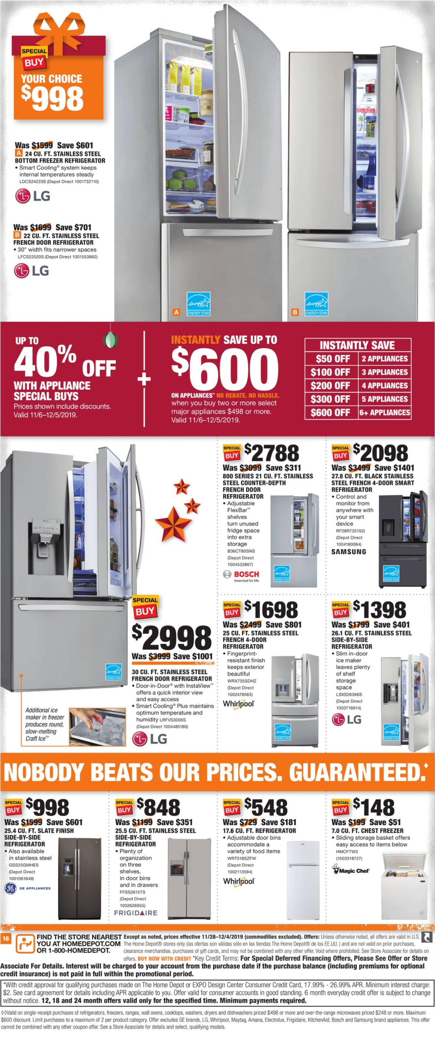 Home Depot Black Friday 2019 Page 16
