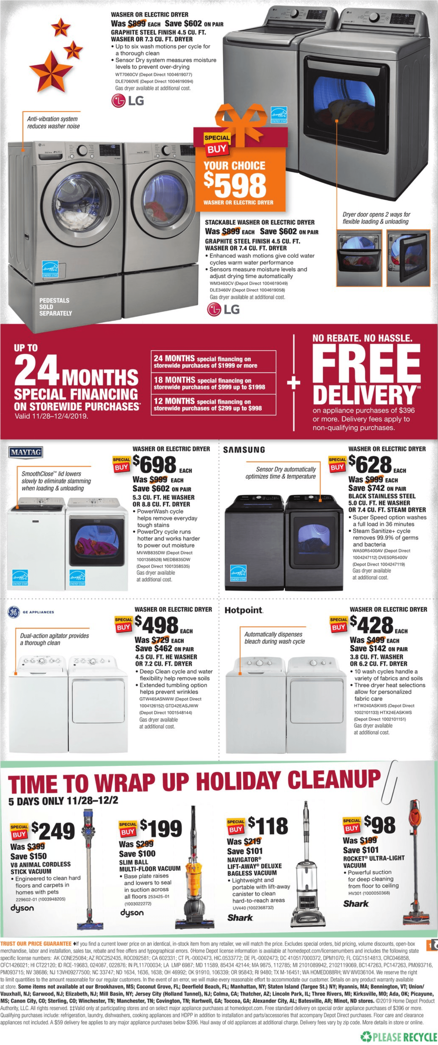 Home Depot Black Friday 2019 Page 17