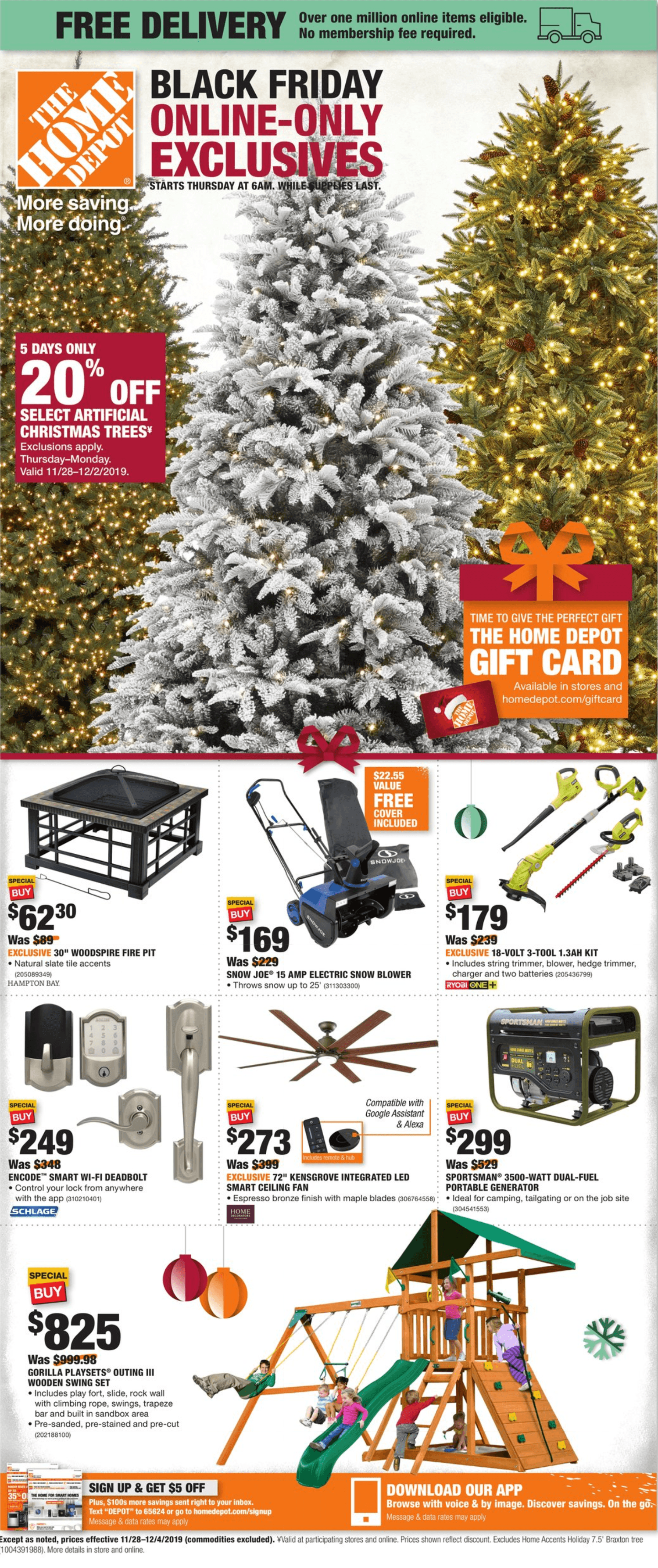Home Depot Black Friday 2019 Page 19