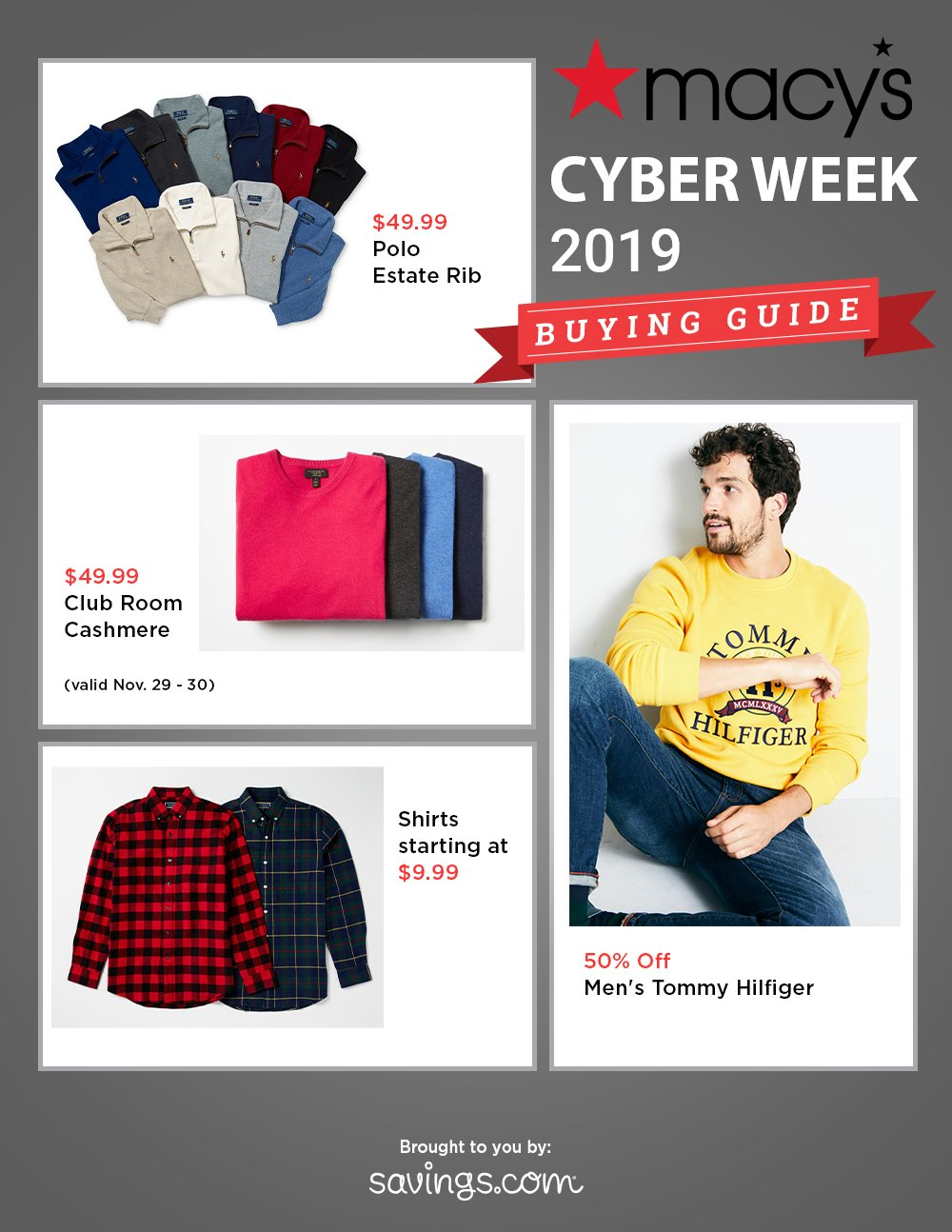 Macy's Cyber Week Buying Guide 2019 Page 4