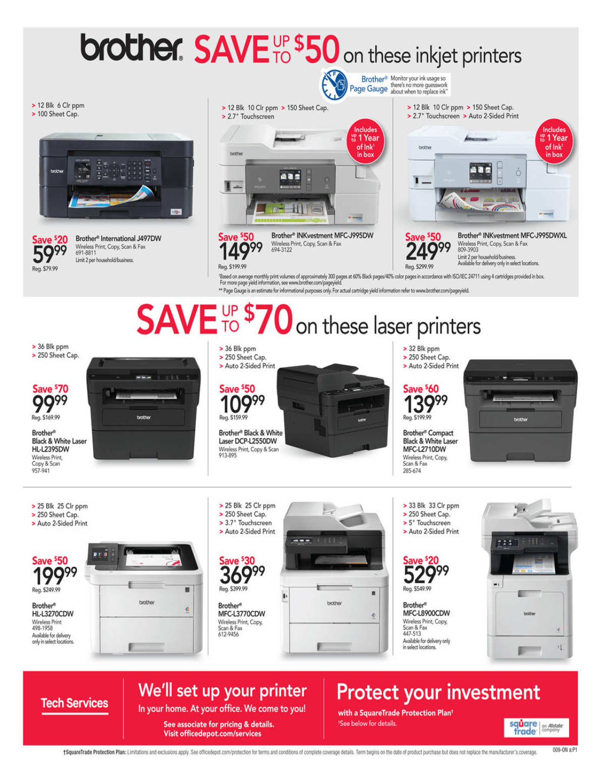 Office Depot and OfficeMax Cyber Monday 2019 Page 9