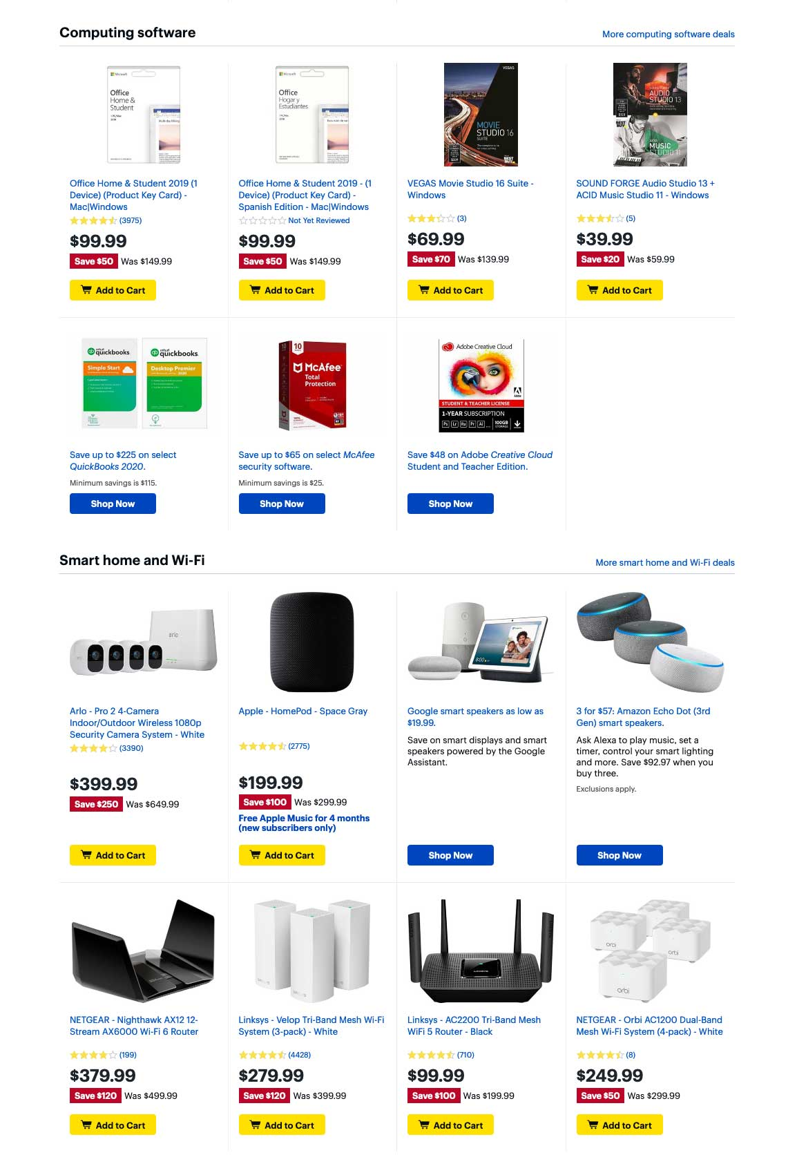 Best Buy Cyber Monday 2019 Page 7