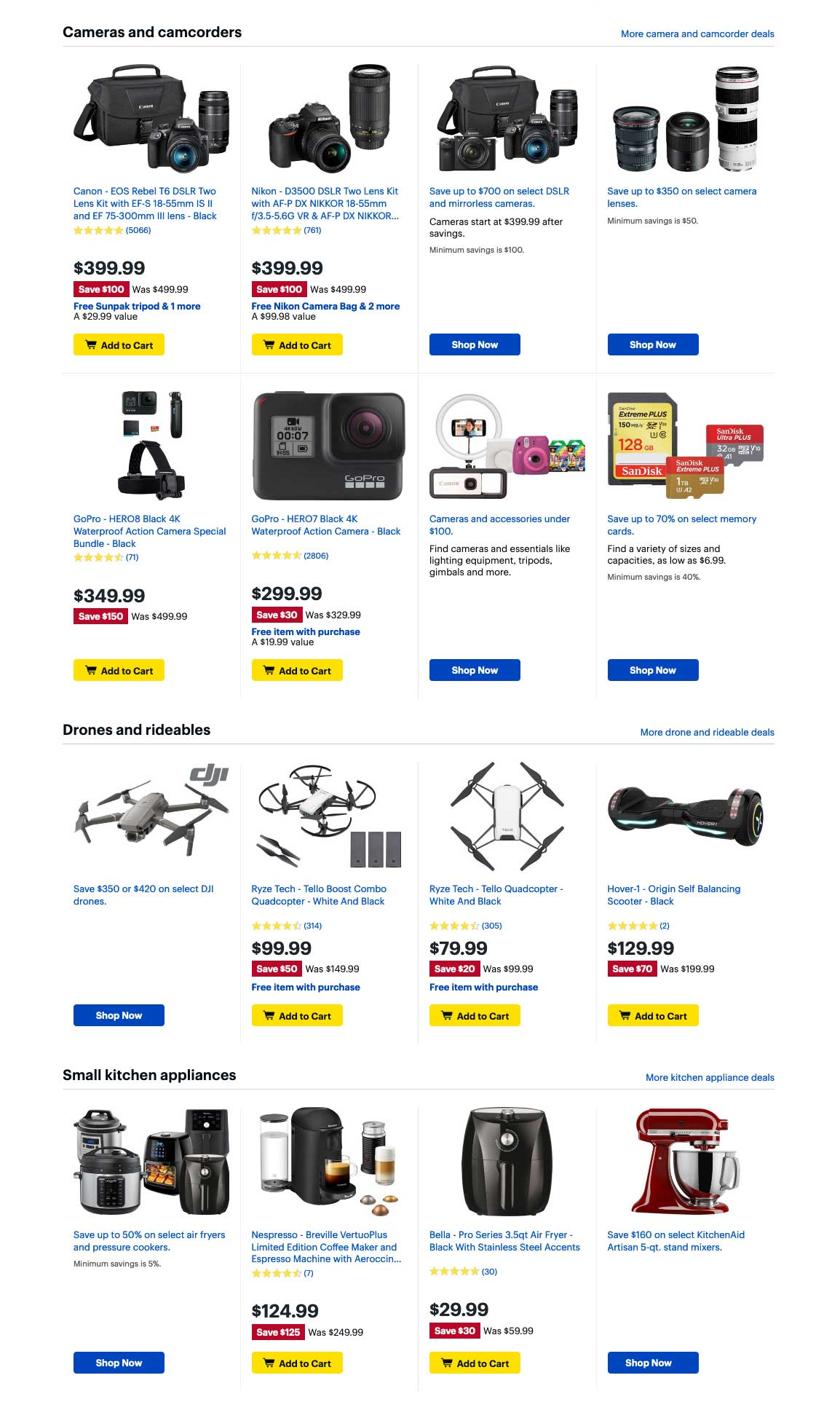 Best Buy Cyber Monday 2019 Page 11