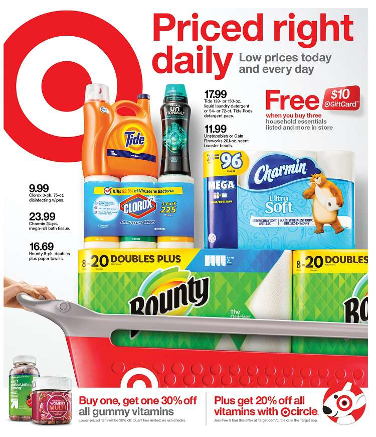 Target Weekly January 12 - 18, 2020 Page 1