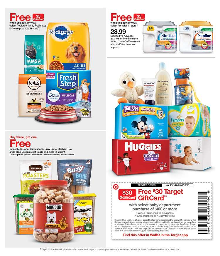 Target Weekly January 12 - 18, 2020 Page 4