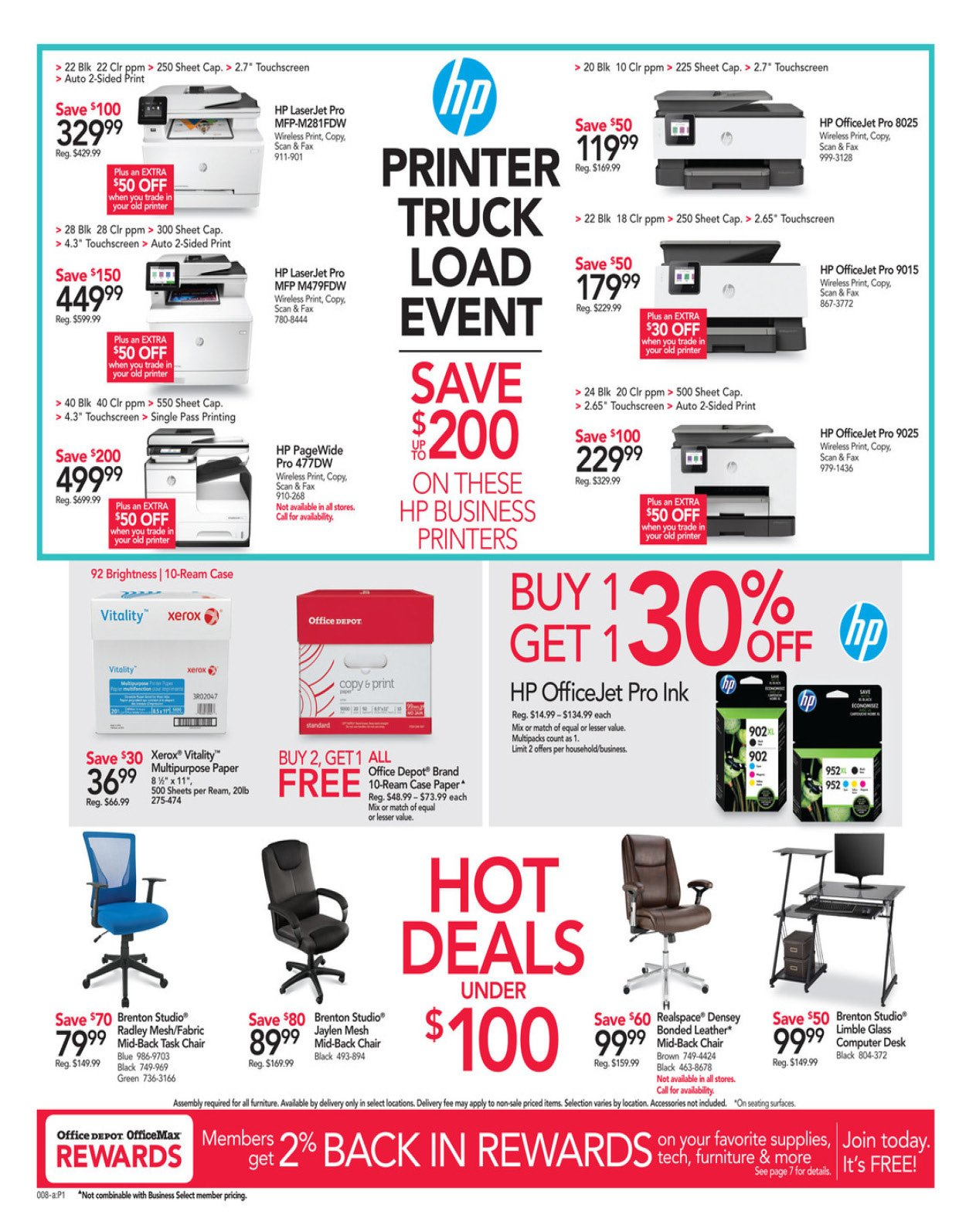 Office Depot and OfficeMax Weekly January 19 - 25, 2020 Page 2