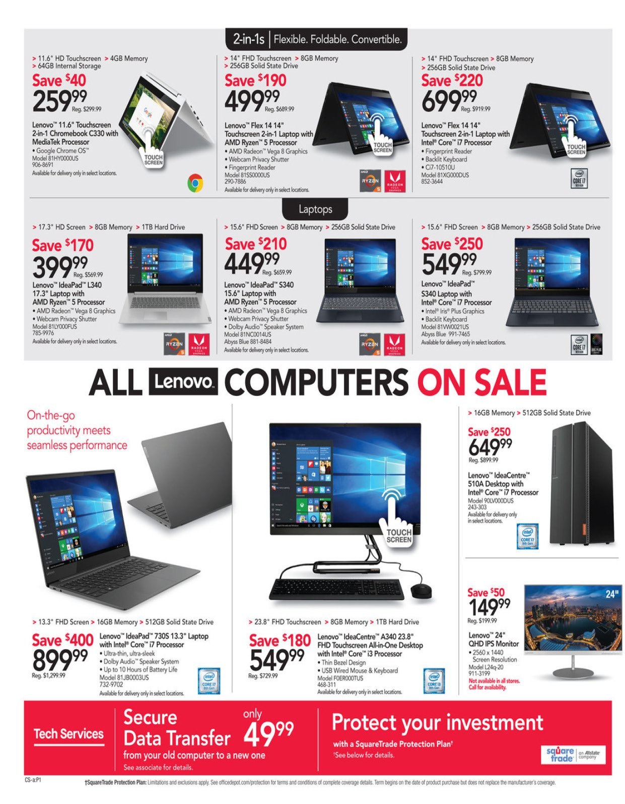 Office Depot and OfficeMax Weekly January 19 - 25, 2020 Page 5