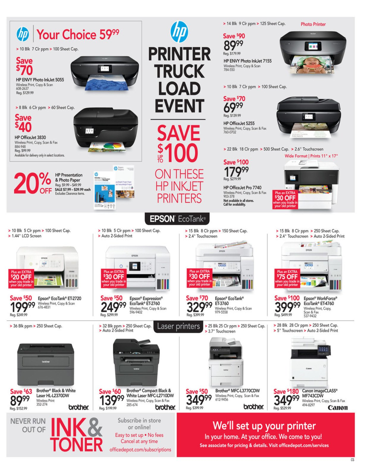 Office Depot and OfficeMax Weekly January 19 - 25, 2020 Page 6