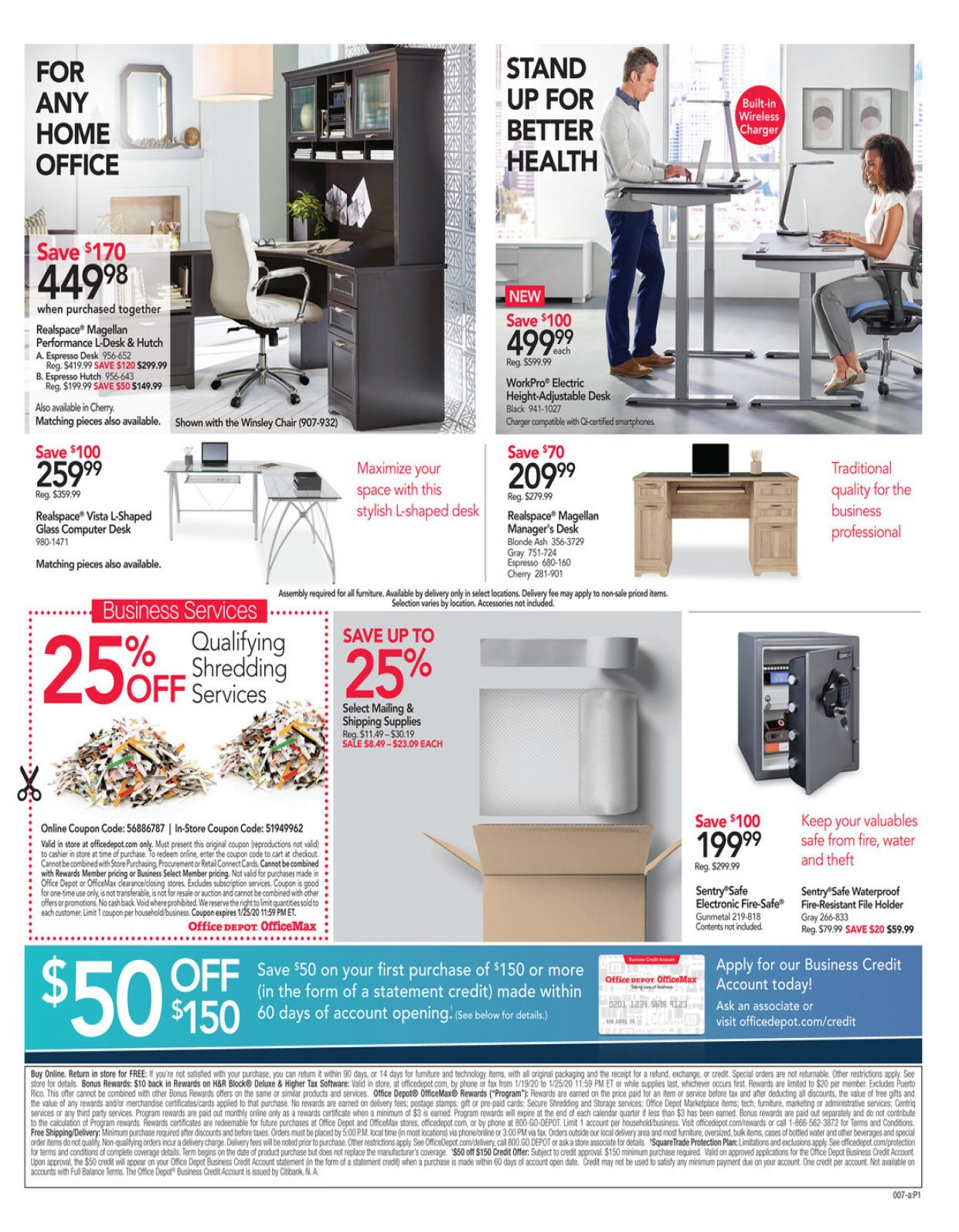 Office Depot and OfficeMax Weekly January 19 - 25, 2020 Page 8