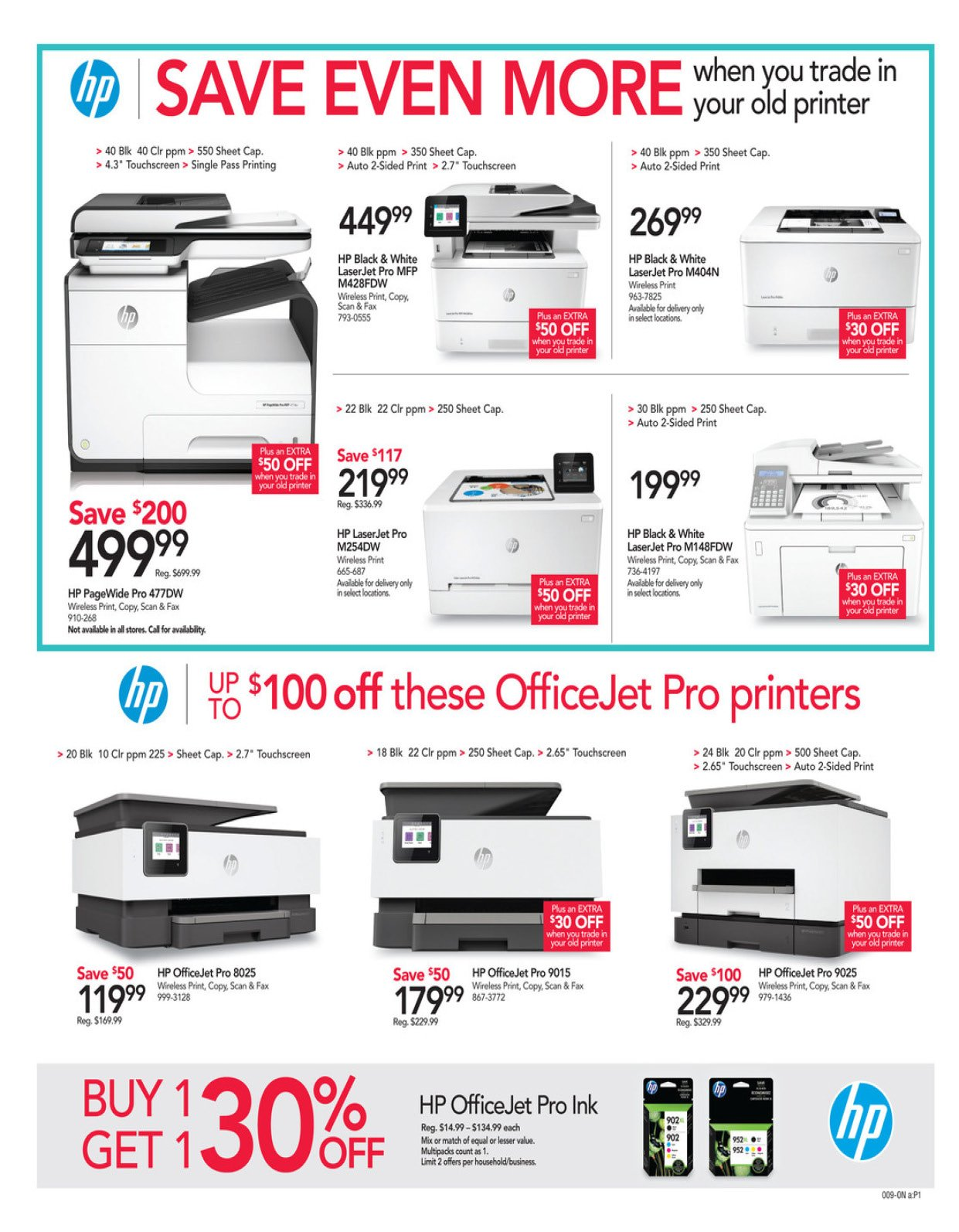 Office Depot and OfficeMax Weekly January 19 - 25, 2020 Page 9