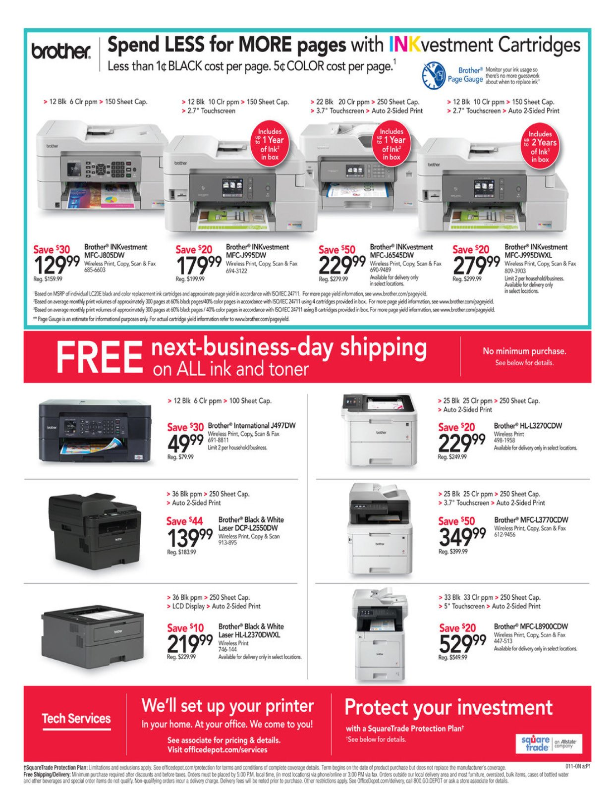 Office Depot and OfficeMax Weekly January 19 - 25, 2020 Page 11
