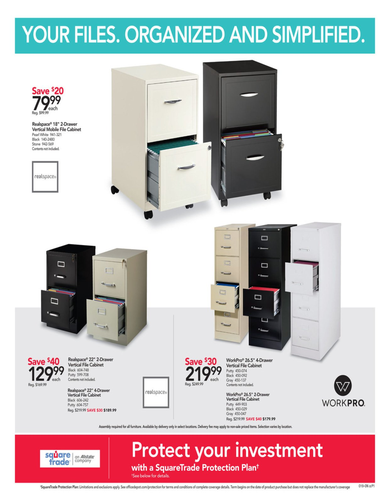 Office Depot and OfficeMax Weekly January 19 - 25, 2020 Page 19