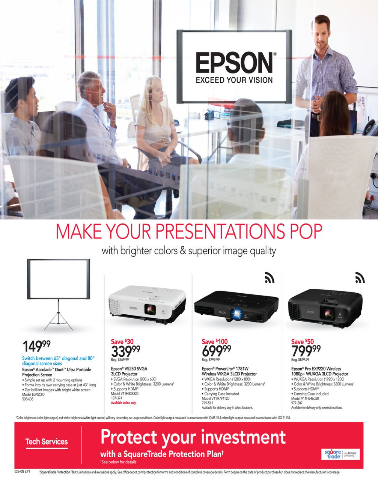 Office Depot and OfficeMax Weekly January 19 - 25, 2020 Page 22
