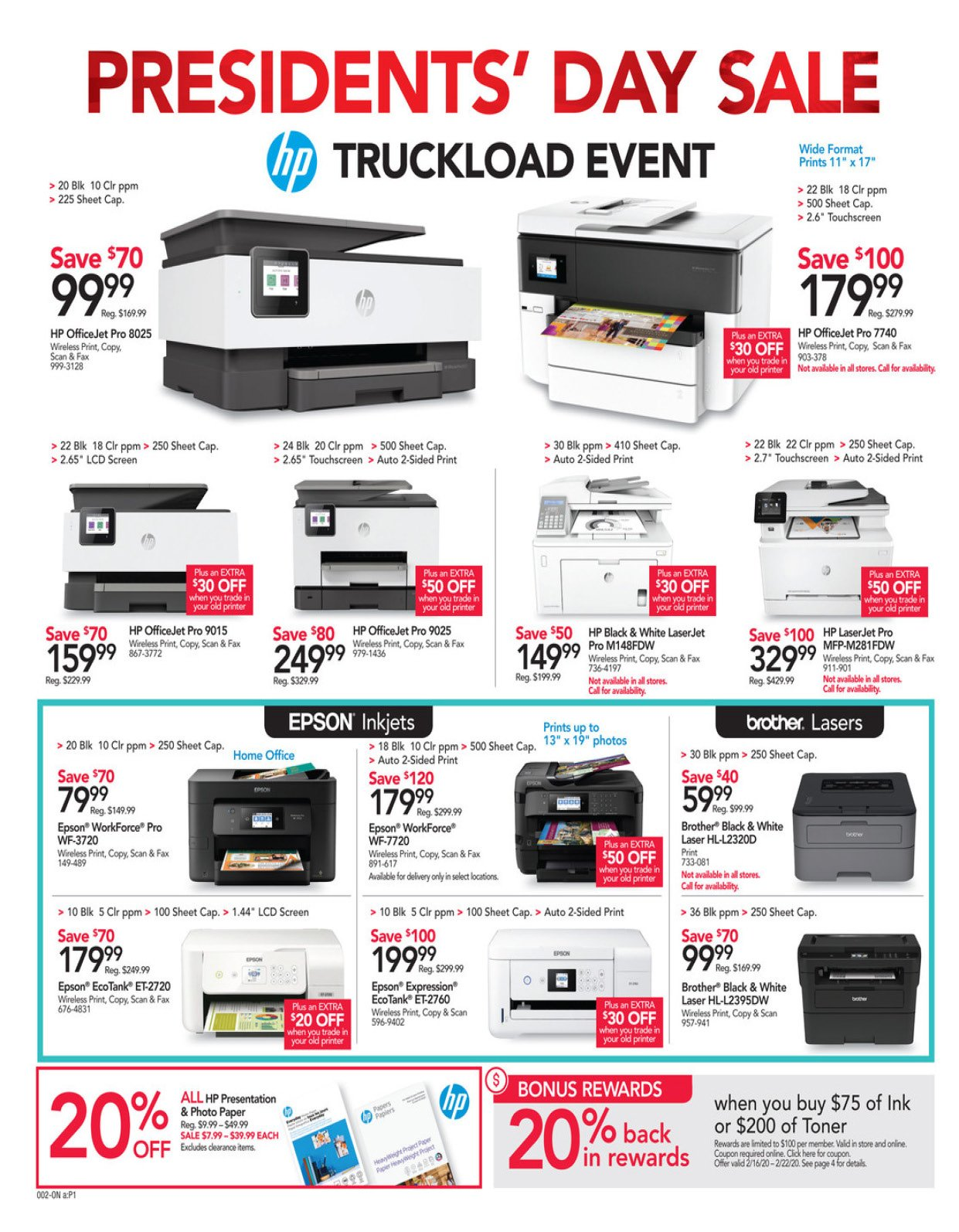 Office Depot and OfficeMax Weekly February 16 - 22, 2020 Page 2