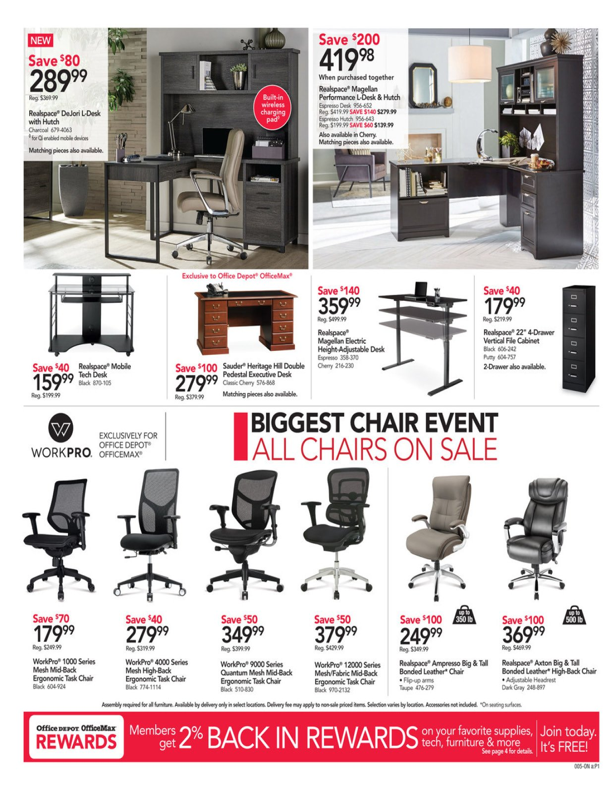 Office Depot and OfficeMax Weekly February 16 - 22, 2020 Page 5