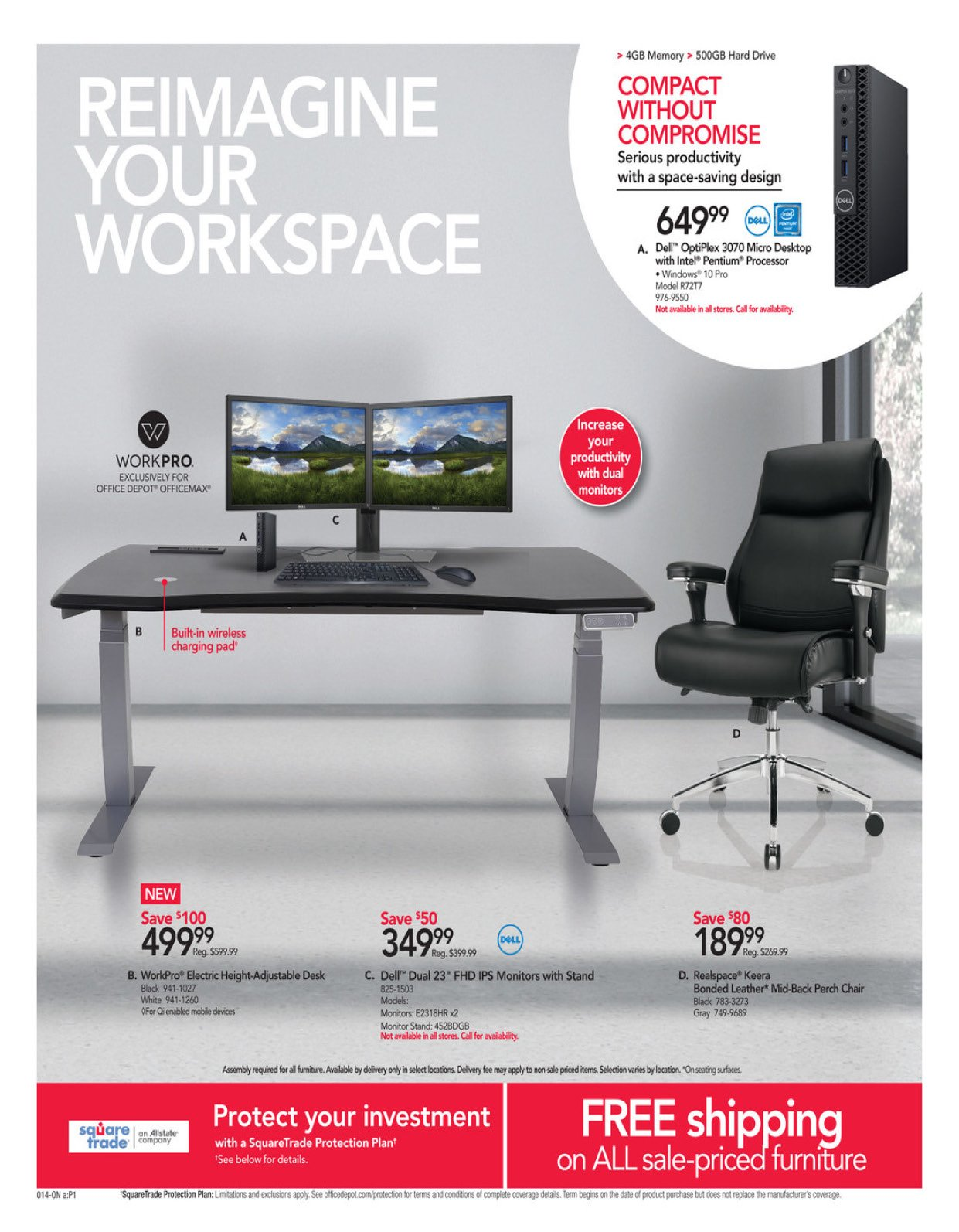 Office Depot and OfficeMax Weekly February 16 - 22, 2020 Page 14