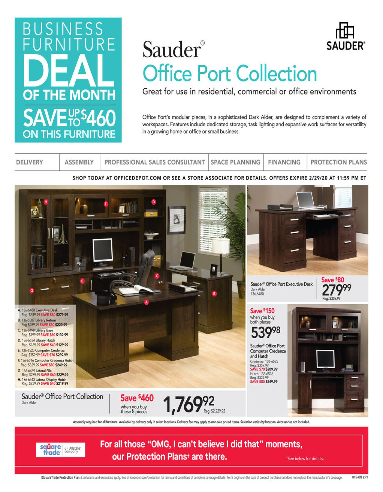 Office Depot and OfficeMax Weekly February 16 - 22, 2020 Page 15