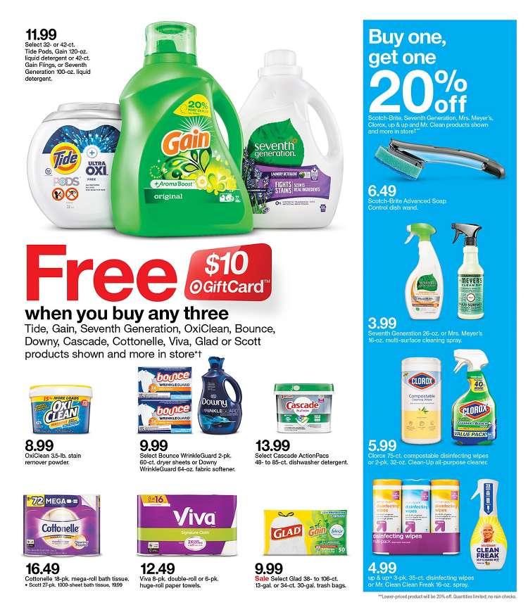 Target Weekly February 16 - 22, 2020 Page 3