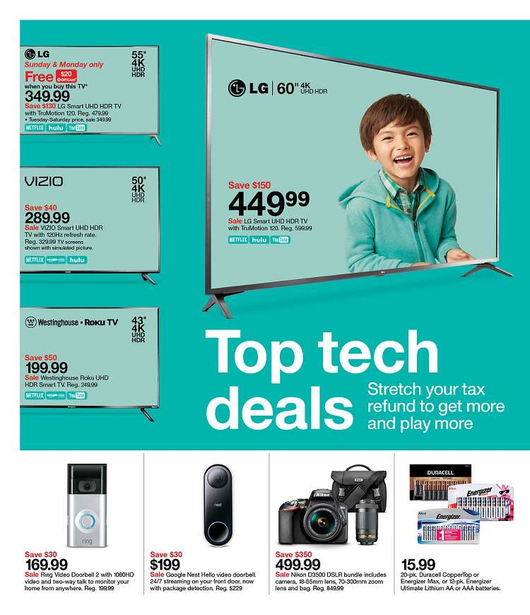 Target Weekly February 16 - 22, 2020 Page 20