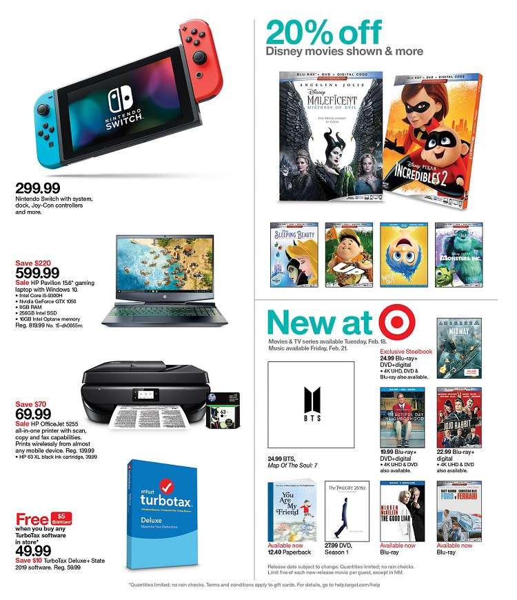 Target Weekly February 16 - 22, 2020 Page 21