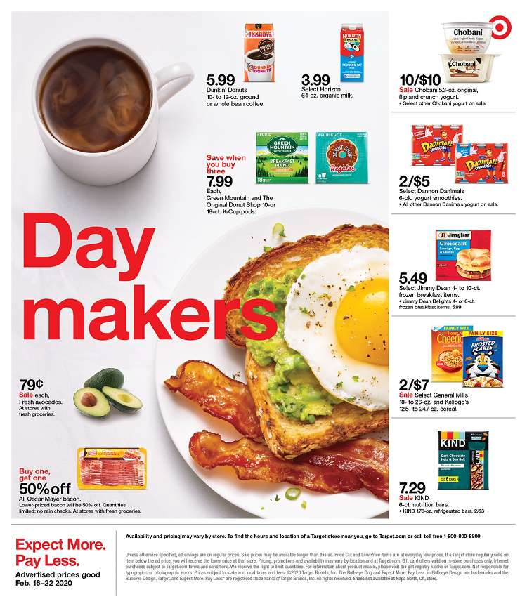 Target Weekly February 16 - 22, 2020 Page 25