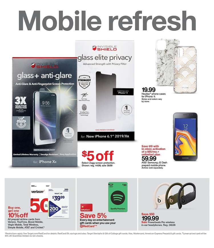 Target Weekly February 16 - 22, 2020 Page 19