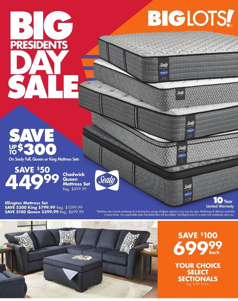 Big Lots Weekly February 22 - 29, 2020 Page 1