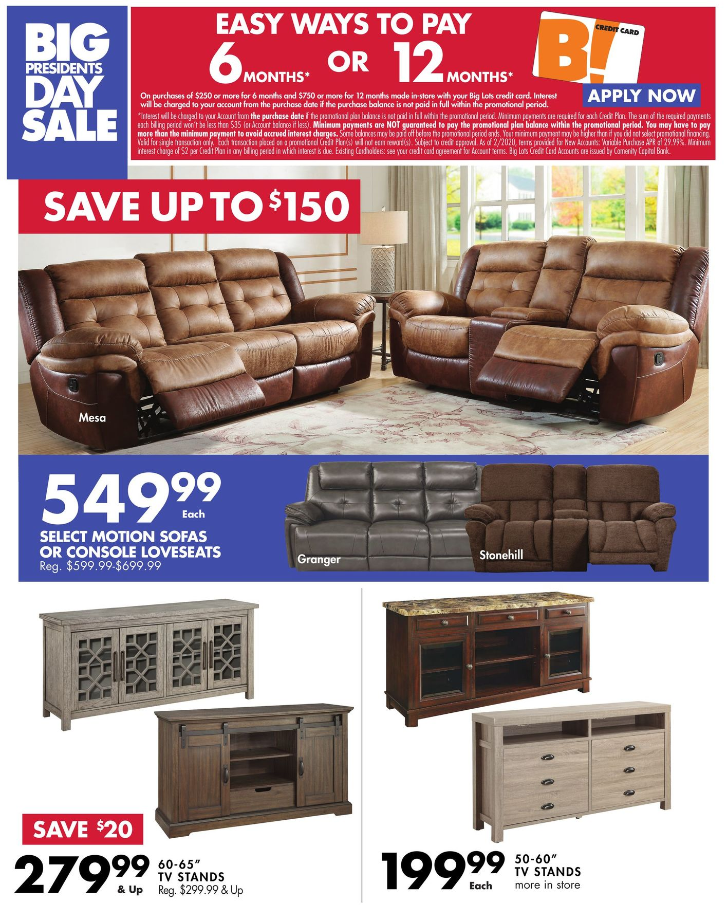 Big Lots Weekly February 22 - 29, 2020 Page 3