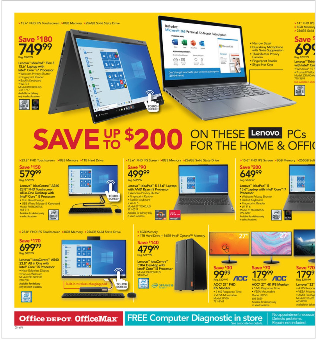 Office Depot and OfficeMax Weekly August 9 - 15, 2020 Page 4