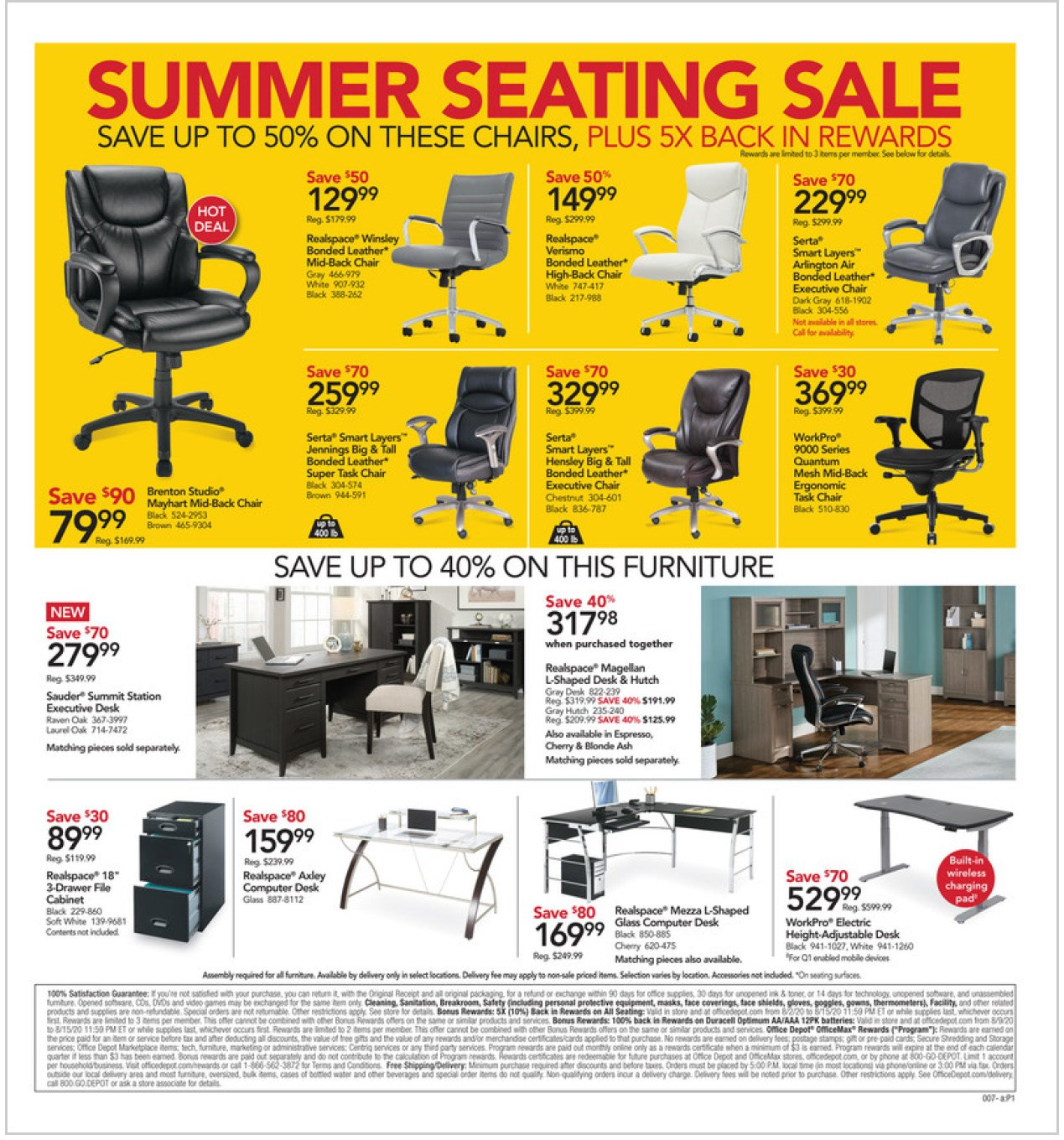 Office Depot and OfficeMax Weekly August 9 - 15, 2020 Page 7