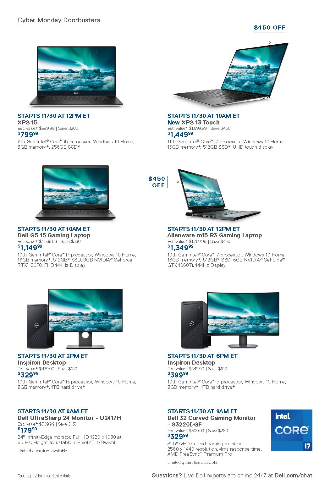 Dell Black Friday 2020 Page 33