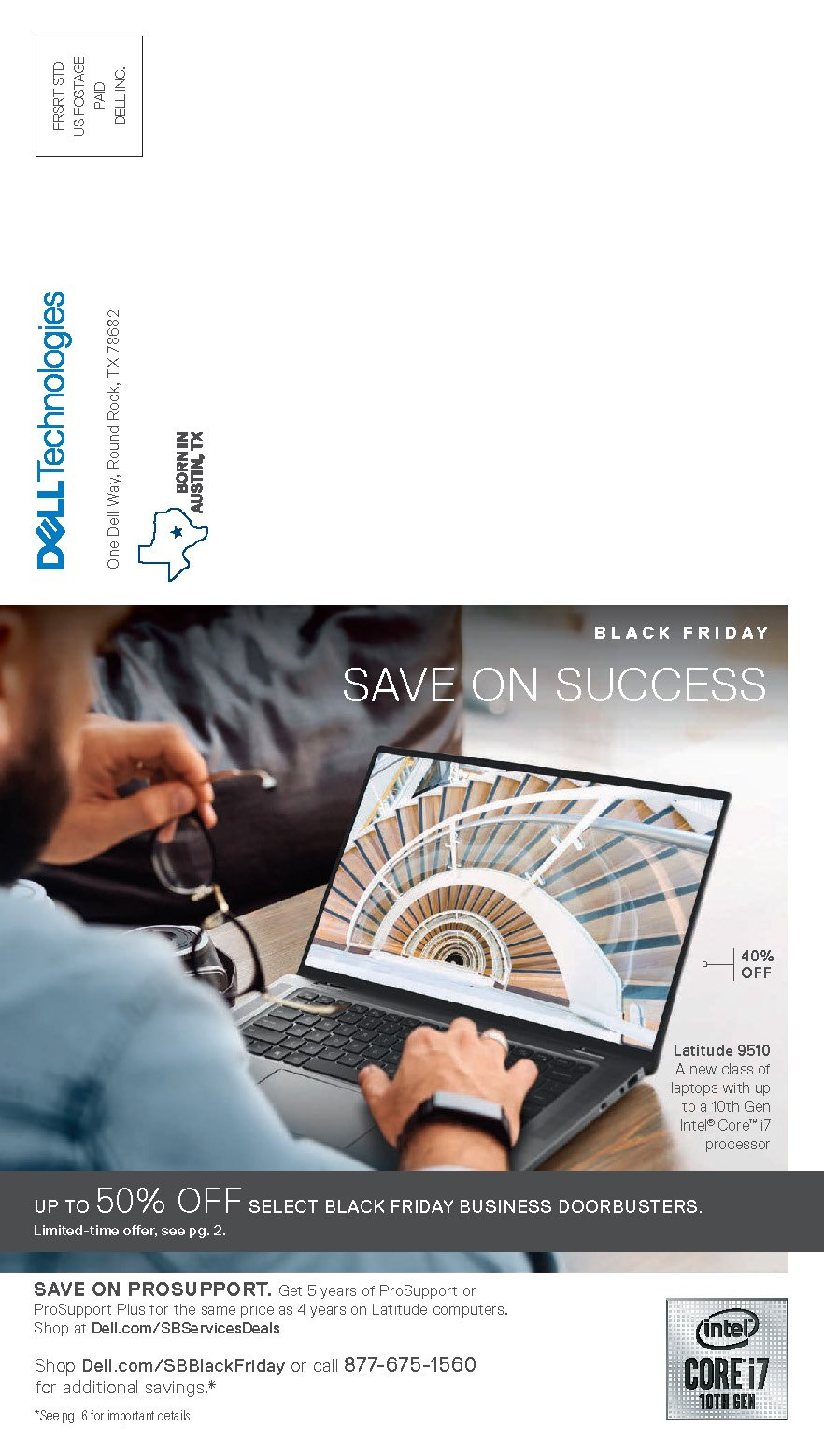 Dell Small Business Cyber Monday 2020 Page 7