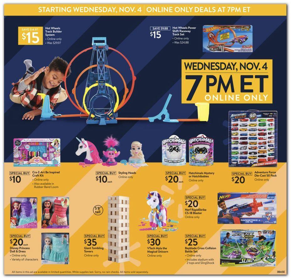 Walmart Black Friday November 4 - 8, 2020 Page 3