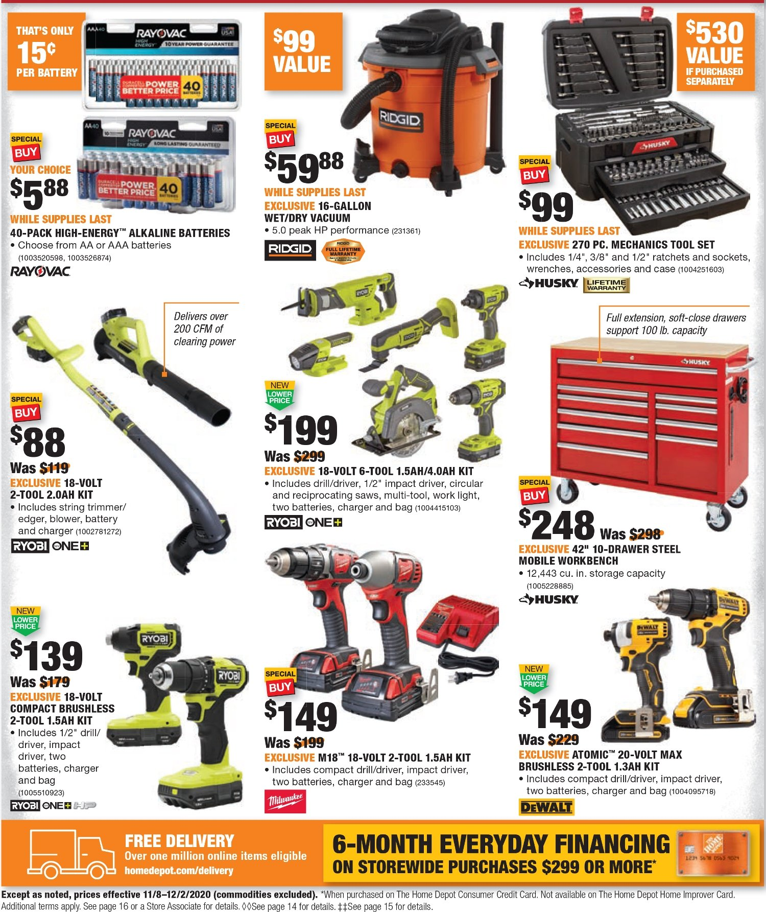 Home Depot Black Friday 2020 Page 2