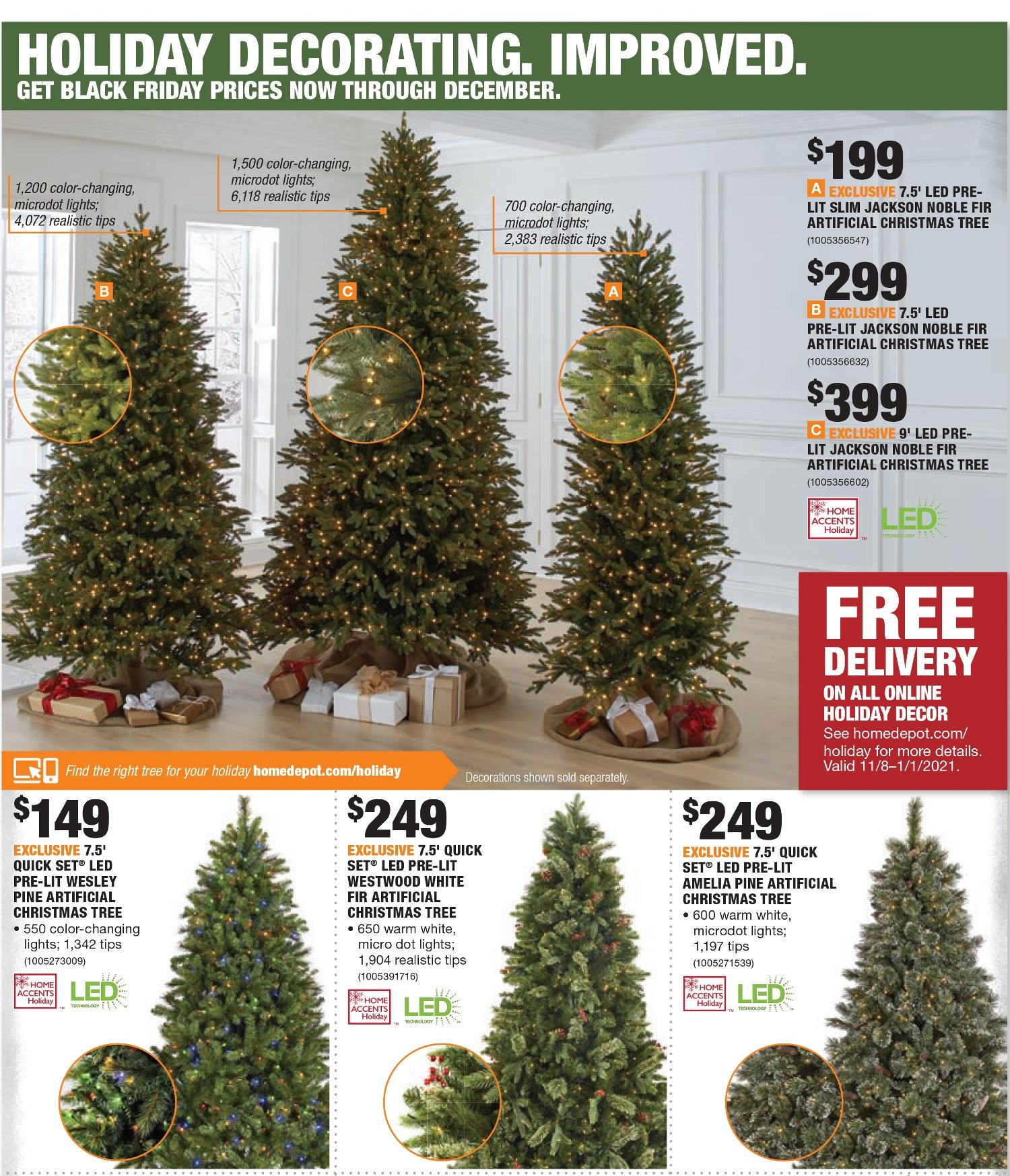 Home Depot Black Friday 2020 Page 7