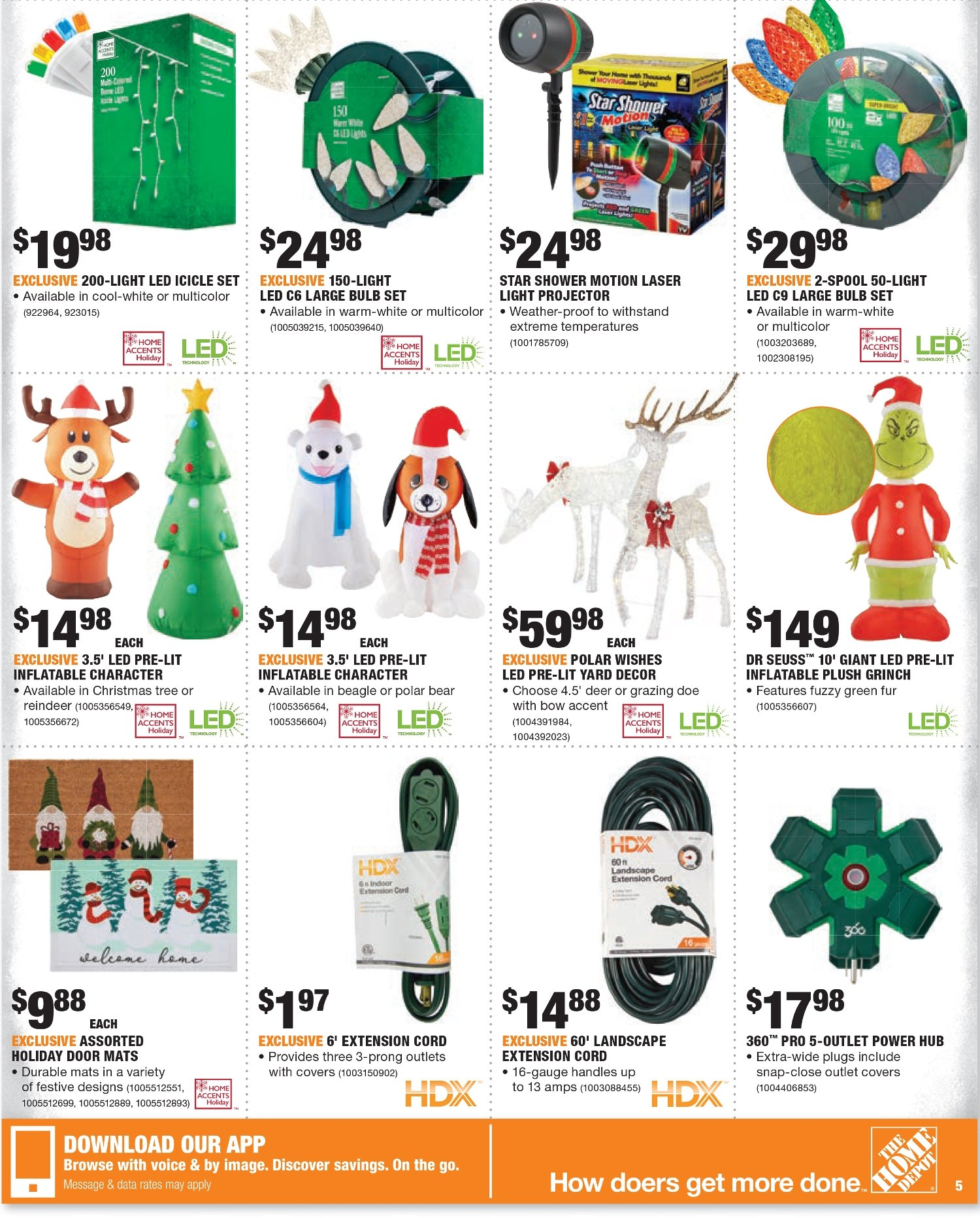 Home Depot Black Friday 2020 Page 10