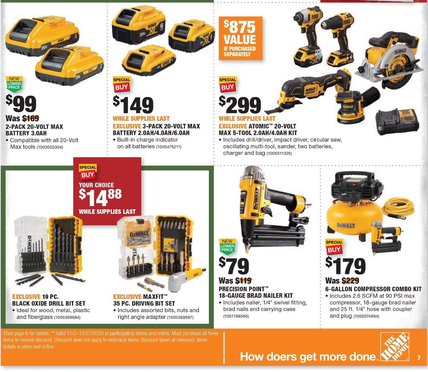 Home Depot Black Friday 2020 Page 14