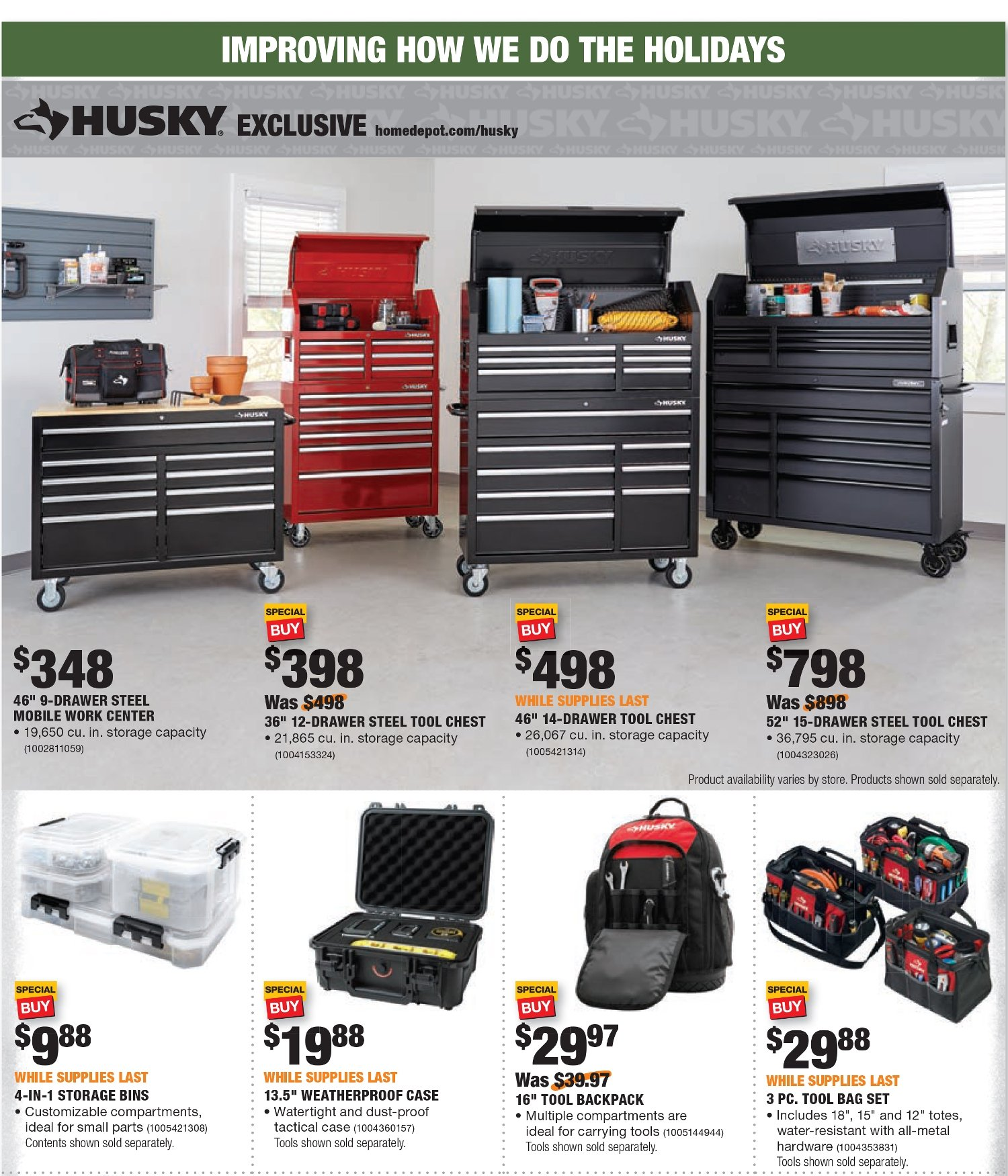 Home Depot Black Friday 2020 Page 15